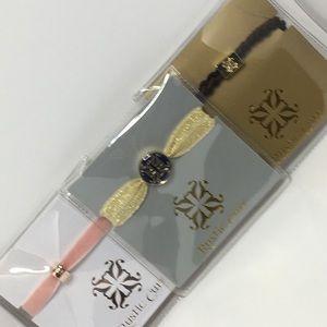 Rustic Cuff Stretch Bracelets Set of 3